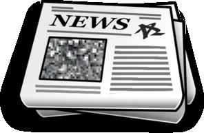 Newspaper Clip Art