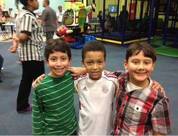 Description: Arjun, Francis, Dylon