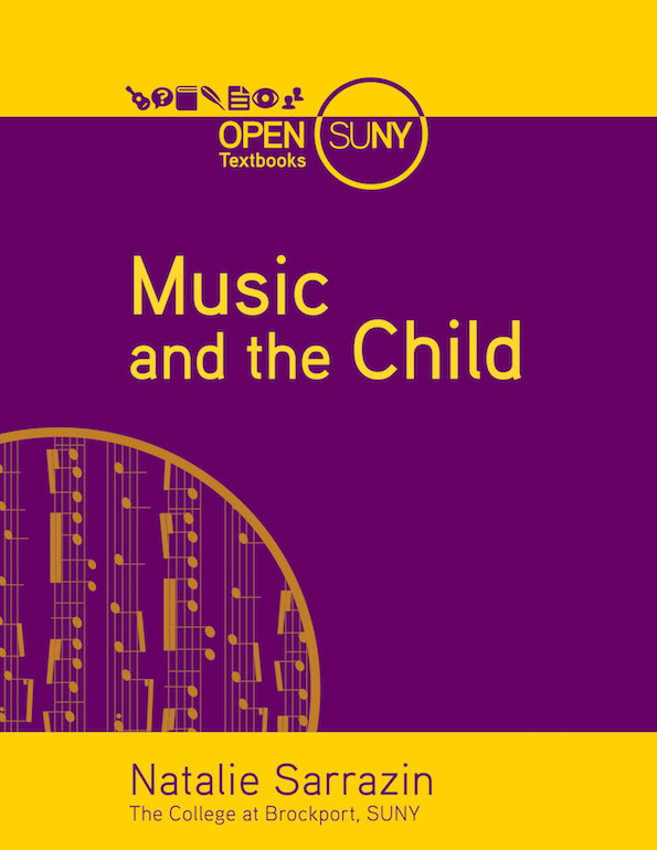 Cover image for Music and the Child