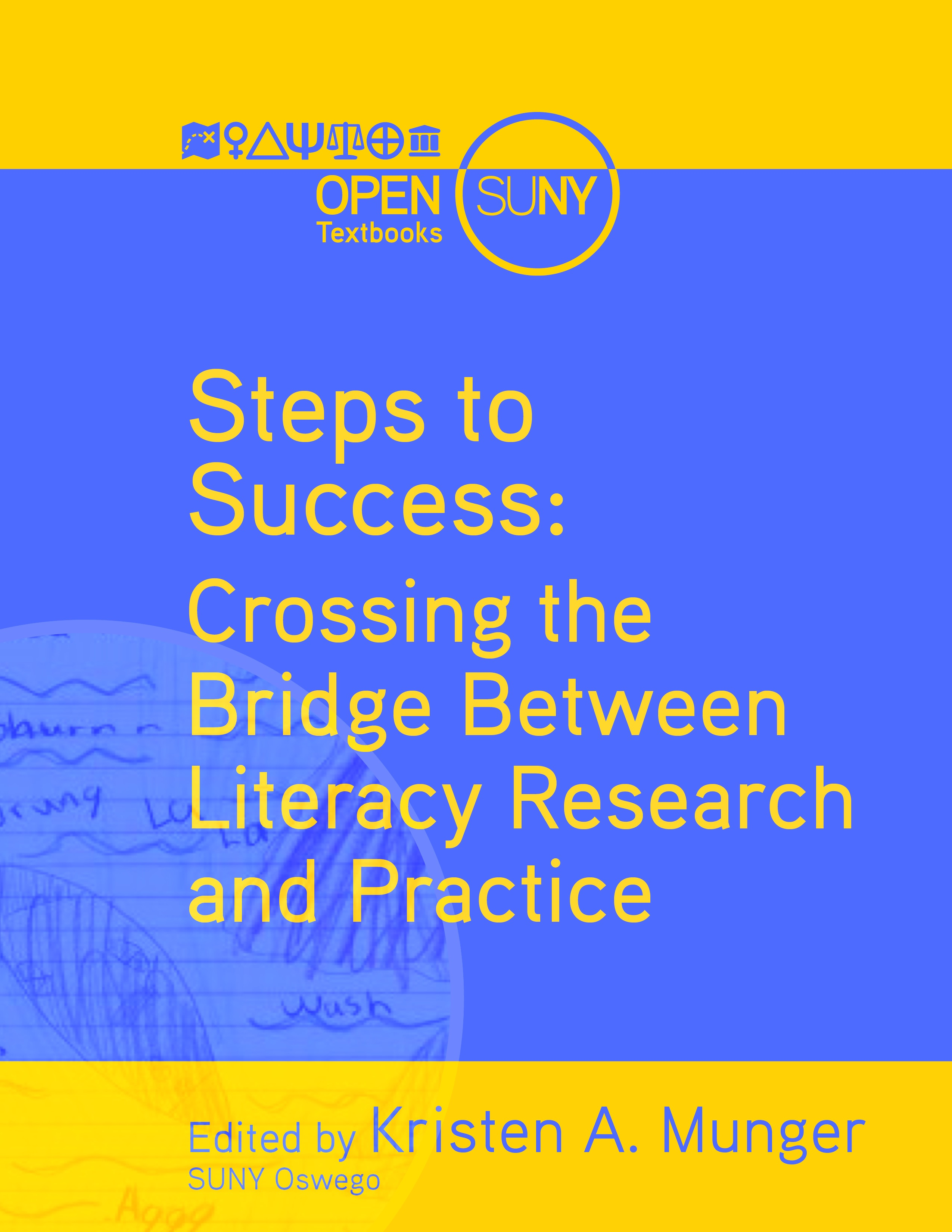 Cover image for Steps to Success: Crossing the Bridge Between Literacy Research and Practice