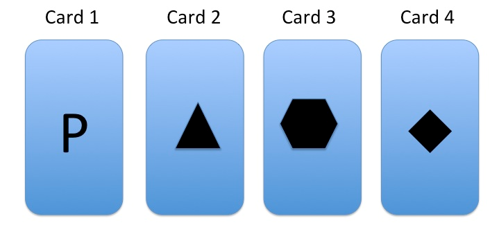 cards p triangle hex diamond