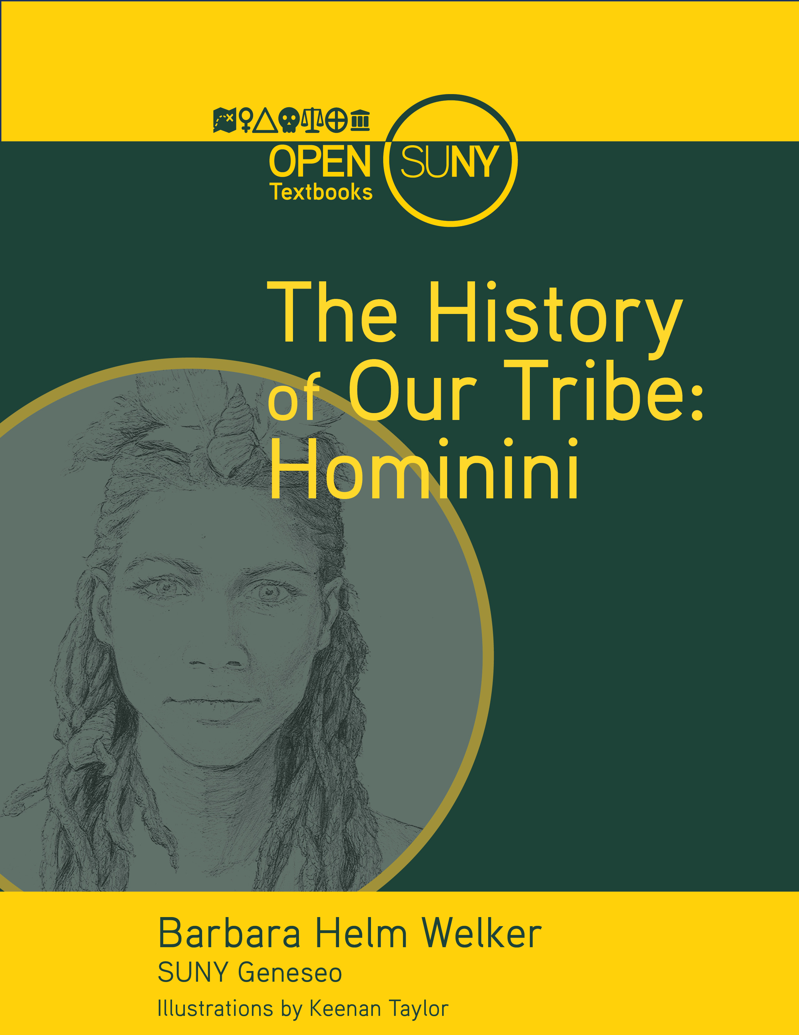 Cover image for The History of Our Tribe: Hominini